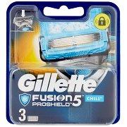Gillette Fusion5 Proshield Chill Lame di Ricambio per Rasoio da Uomo