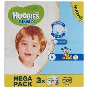 Huggies Bimbo 5 11-25 Kg 126 Pz