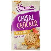 Vitasnella Cereal Cracker Riso e Orzo