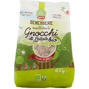Ciemme Benessere Naturale Gnocchi di Patate Bio con Farina Integrale
