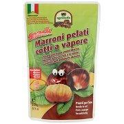Agrimola Snack Marroni Pelati Cotti a Vapore