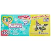 Pampers Baby Fresh Formula Esclusiva 7x70