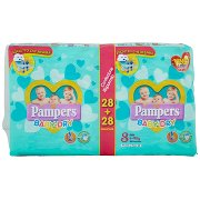 Pampers Baby Dry Midi X56
