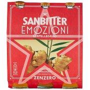 Sanbittèr Sanbittèr Emozioni di Zenzero, Aperitivo Analcolico 20cl x 3