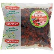 Noberasco Frutta Selezionata Fantasia di Frutti Rossi con Bacche di Goji