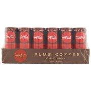 Coca-cola Plus Coffee Slim Can 25cl. X24
