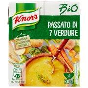 Knorr Bio Passato di 7 Verdure