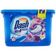 Dash Pods 3in1 Detersivo Lavatrice in Monodosi Lavanda 15 Lavaggi