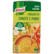 Knorr Passato di Carote e Porri