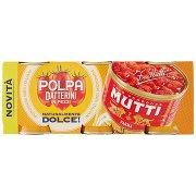 Mutti Polpa Datterini in Pezzi 3 x 300 g
