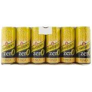 Schweppes Tonica Zero 0,33 l Lattina Sleek Conf. X24