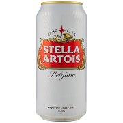Stella Artois Stella Artois Birra Lager Belga Lattina 44cl