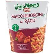 Viva la Mamma Beretta Viva la Mamma Maccheroncini al Ragù