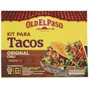 Old El Paso Kit Para Tacos Original Chili