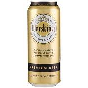 Warsteiner Premium Beer 0,5 l