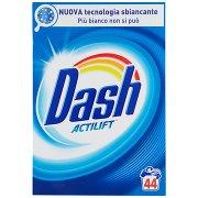 Dash Detersivo in Polvere Lavatrice 44 Misurini