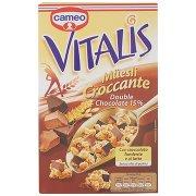 Cameo Vitalis Müesli Croccante Double Chocolate 15%