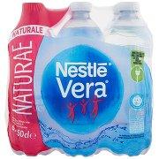Nestlé Vera Naturae, Acqua Minerale Naturale Oligominerale 50cl x 6
