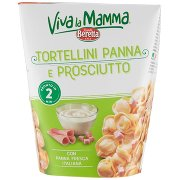 Viva la Mamma Beretta Viva la Mamma Tortellini Panna e Prosciutto