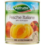 Valfrutta Pesche Italiane allo Sciroppo