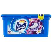 Dash Pods 3in1 Detersivo Lavatrice in Monodosi Lavanda 30 Lavaggi