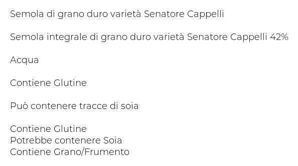 Masserie del Salento Maccheroni Senatore Cappelli