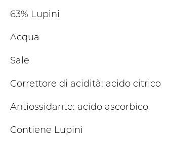Le Squisivoglie Lupini Cotti Dolci in Acqua e Sale