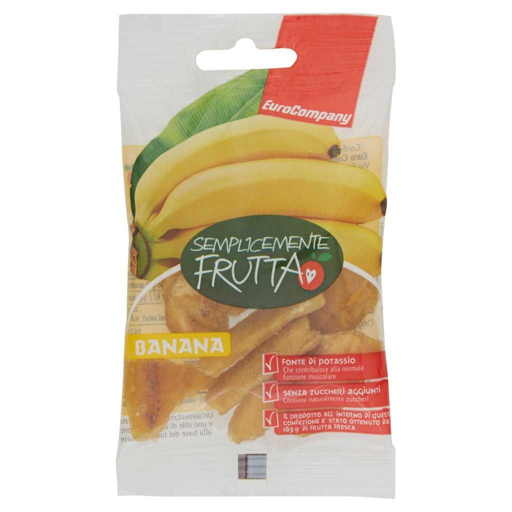 Eurocompany Semplicemente Frutta Banana