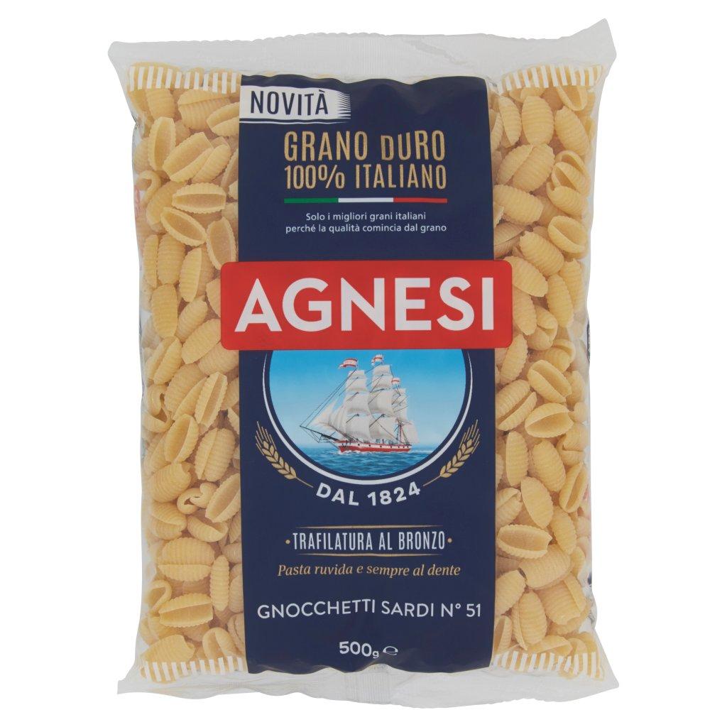 Agnesi Gnocchetti Sardi N° 51
