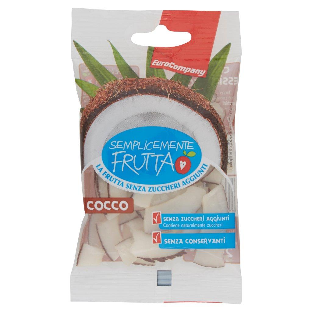 Eurocompany Semplicemente Frutta Cocco