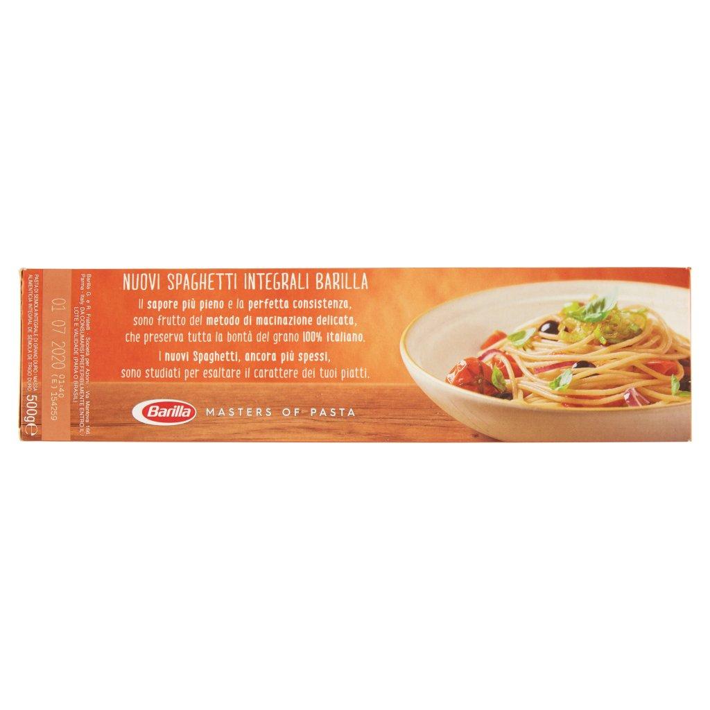Barilla Integrale Spaghetti Confezione 500 G 2