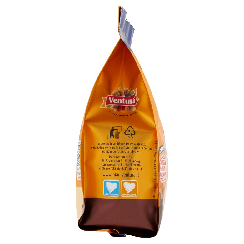 Ventura Bbextra Mandorle Anacardi Uva Bionda Cioccolato Fondente con Aroma Arancio