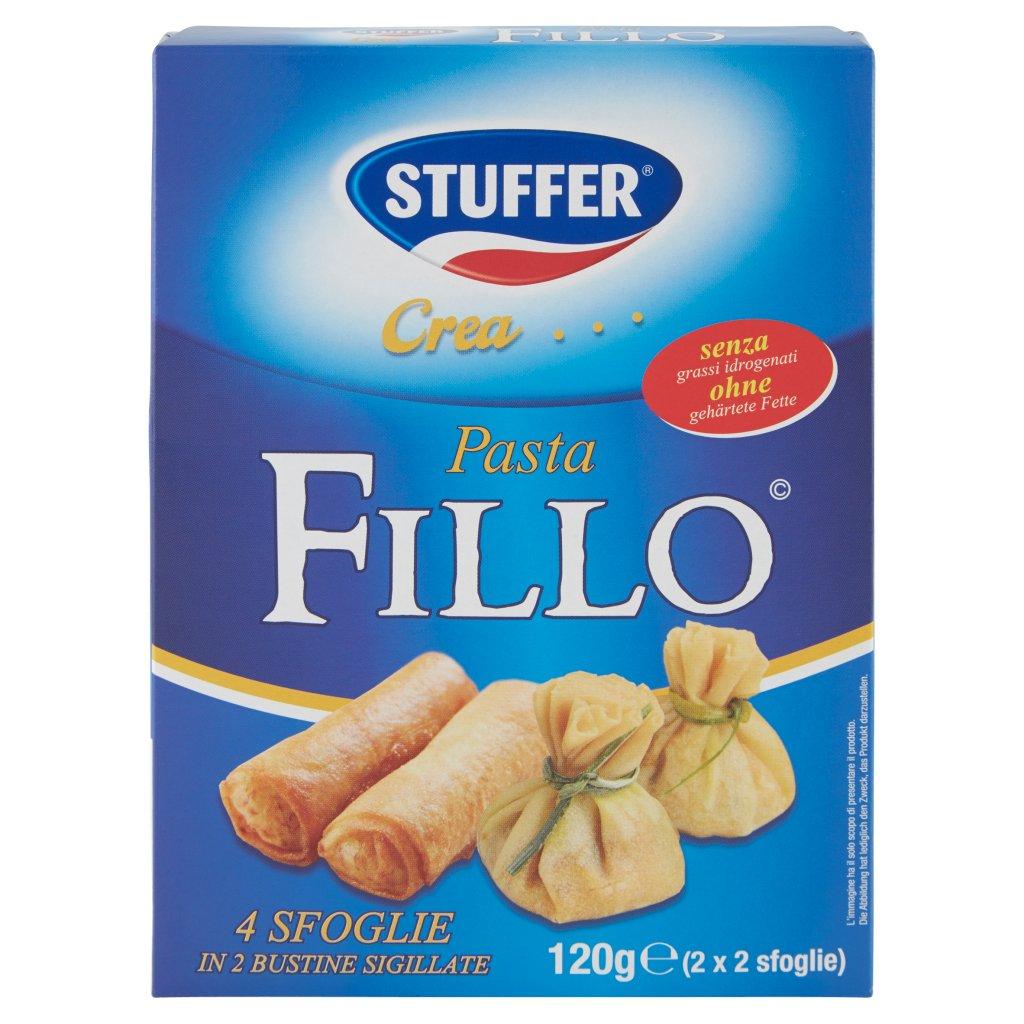 Stuffer Crea... Pasta Fillo