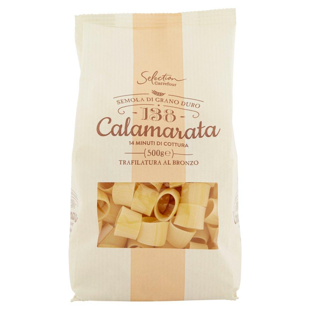 Carrefour Selection Semola di Grano Duro 138 Calamarata