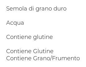 Premiato Pastificio Ferdinando Ii Lumaconi Pasta di Gragnano I.G.P.
