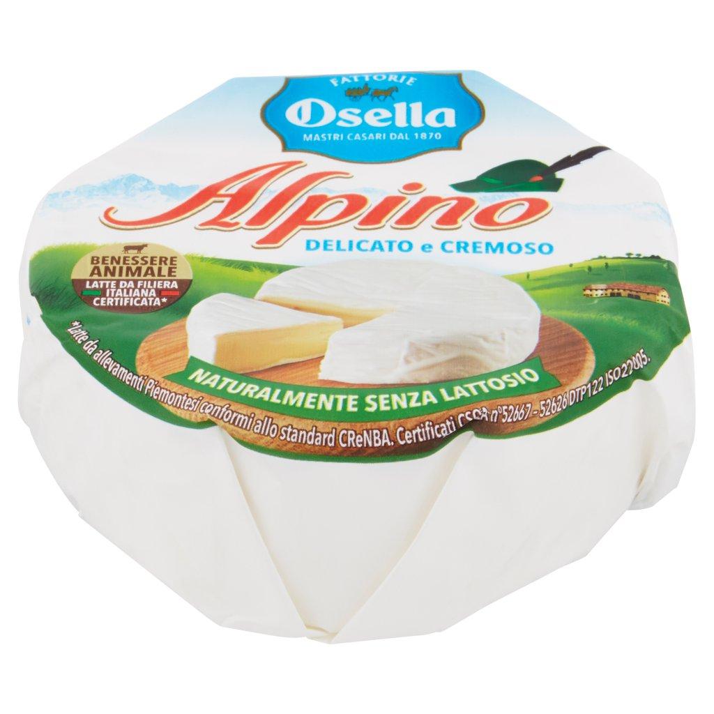 Fattorie Osella Alpino Imballaggio 110 G