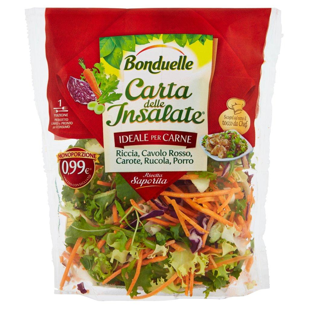 Bonduelle Carta delle Insalate Ricetta Saporita Confezione 80 G 1