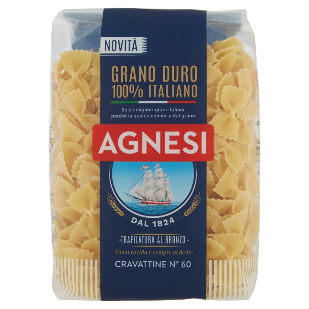 Agnesi Cravattine N° 60