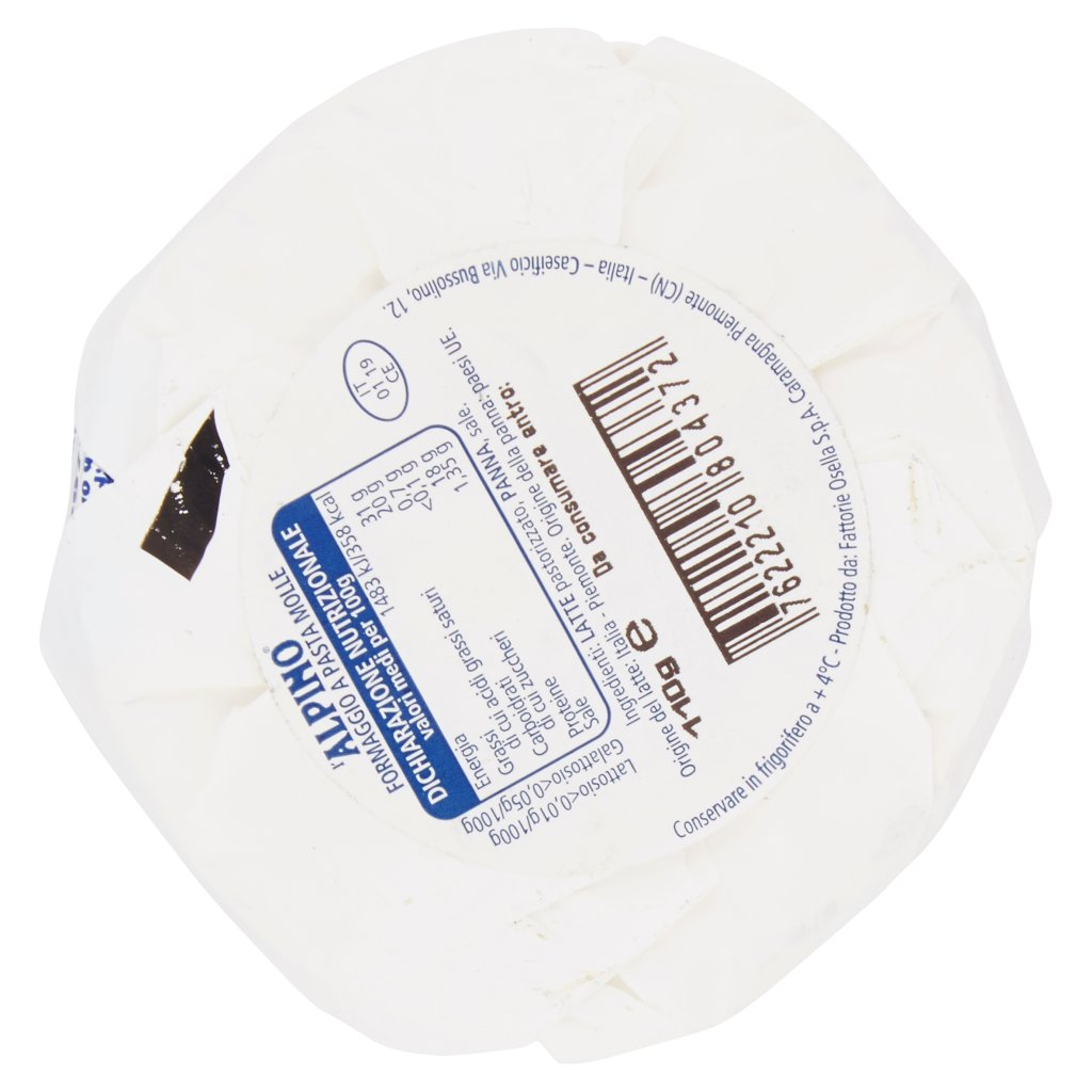 Fattorie Osella Alpino Imballaggio 110 G 2
