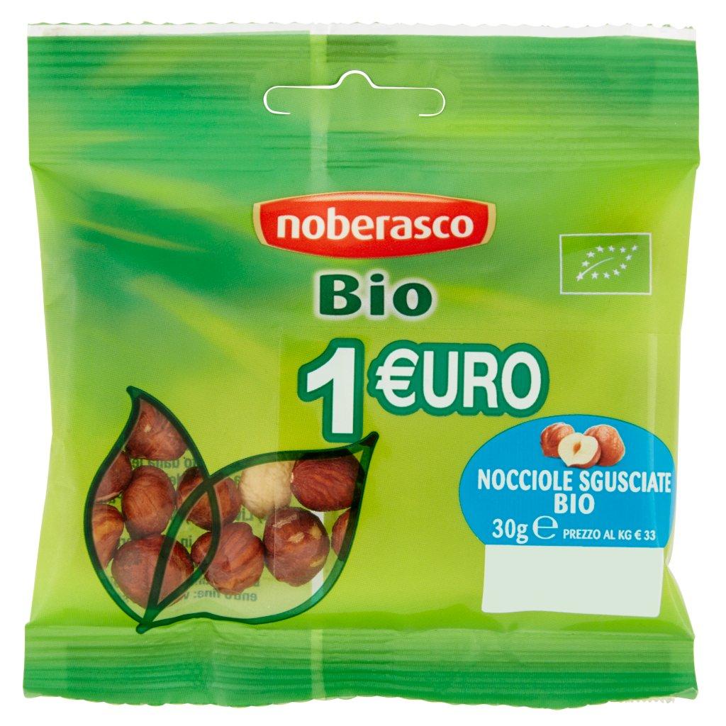 Noberasco 1 €uro Bio Nocciole Sgusciate