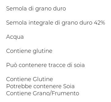 Masserie del Salento Orecchiette con Semola Integrale