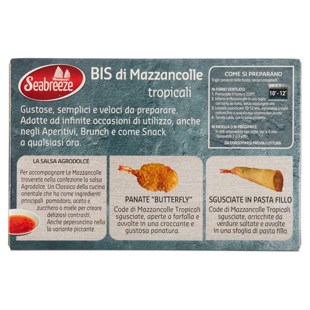 Seabreeze Bis di Mazzancolle Tropicali