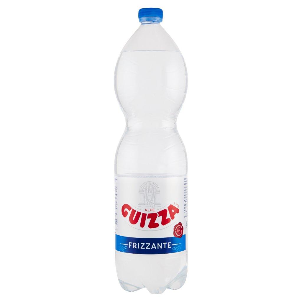 Guizza Acqua Minerale Alpe Frizzante 1,5l