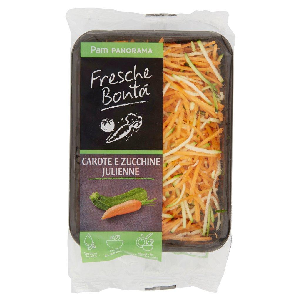 Fresche Bontá Carote e Zucchine Julienne