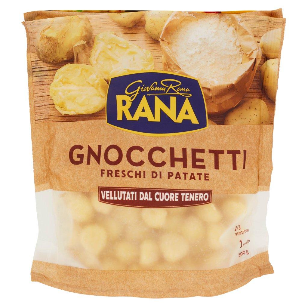 Giovanni Rana Gnocchetti Freschi di Patate Confezione 500 G
