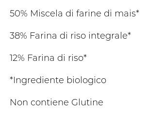 Felicia Bio Mezzi Rigatoni Mais Riso