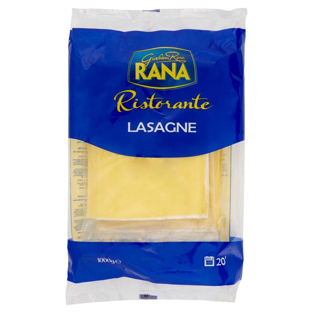 Giovanni Rana Ristorante Lasagne