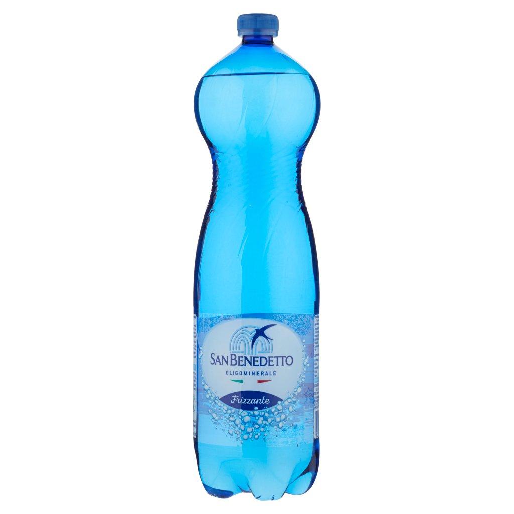 San Benedetto Acqua Minerale Frizzante Pet 1,5 l