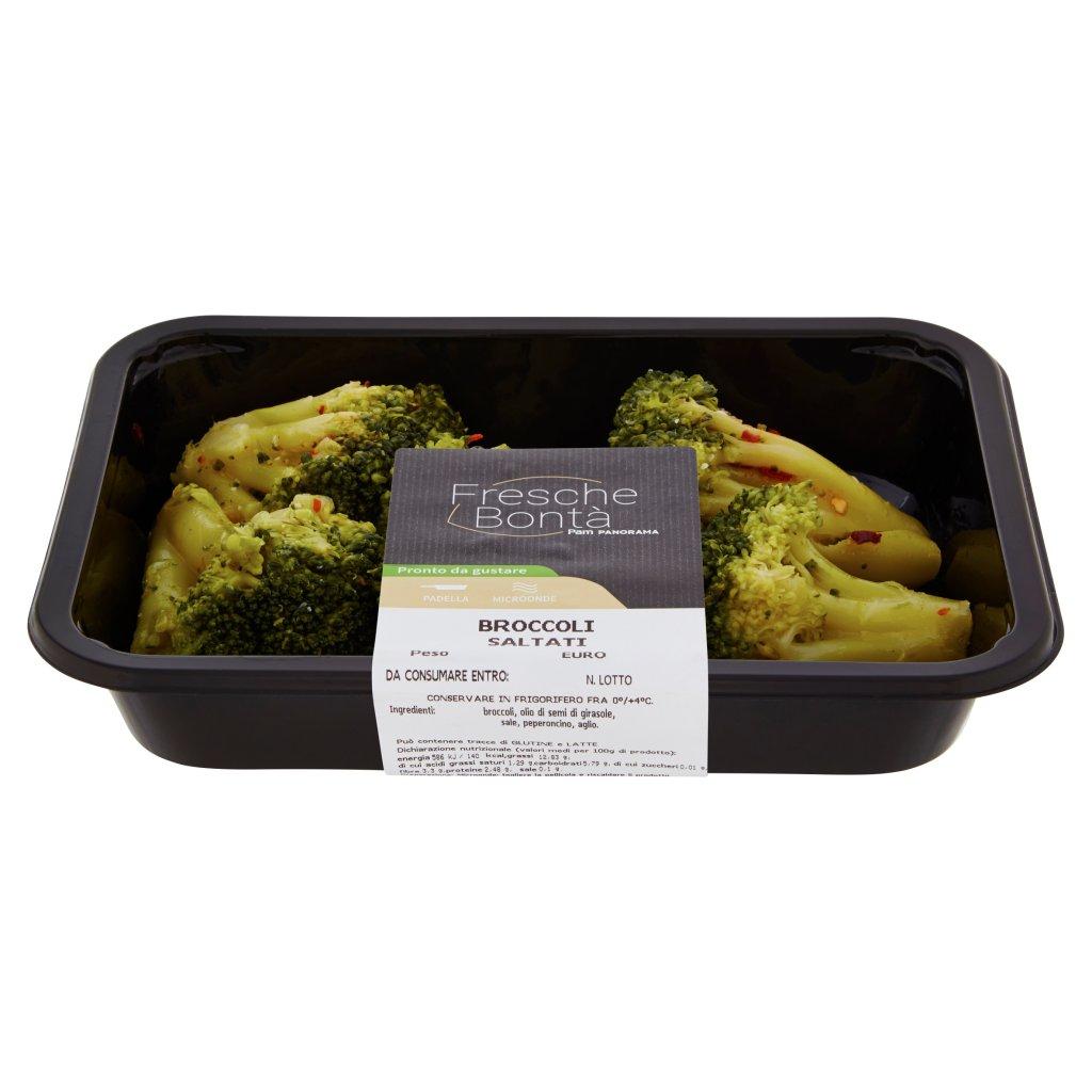 Fresche Bontá Broccoli Saltati 200 g