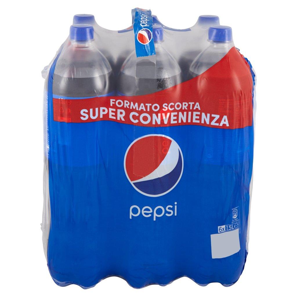 Pepsi 6 x 1,5 l